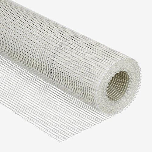 1 Rolle 50 m² Armierungsgewebe 110g/m² Putzgewebe Glasfaser Putz Innengewebe