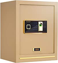 Document Safety Box Safe Lock Box for Money for Home Hotel Gun Medication