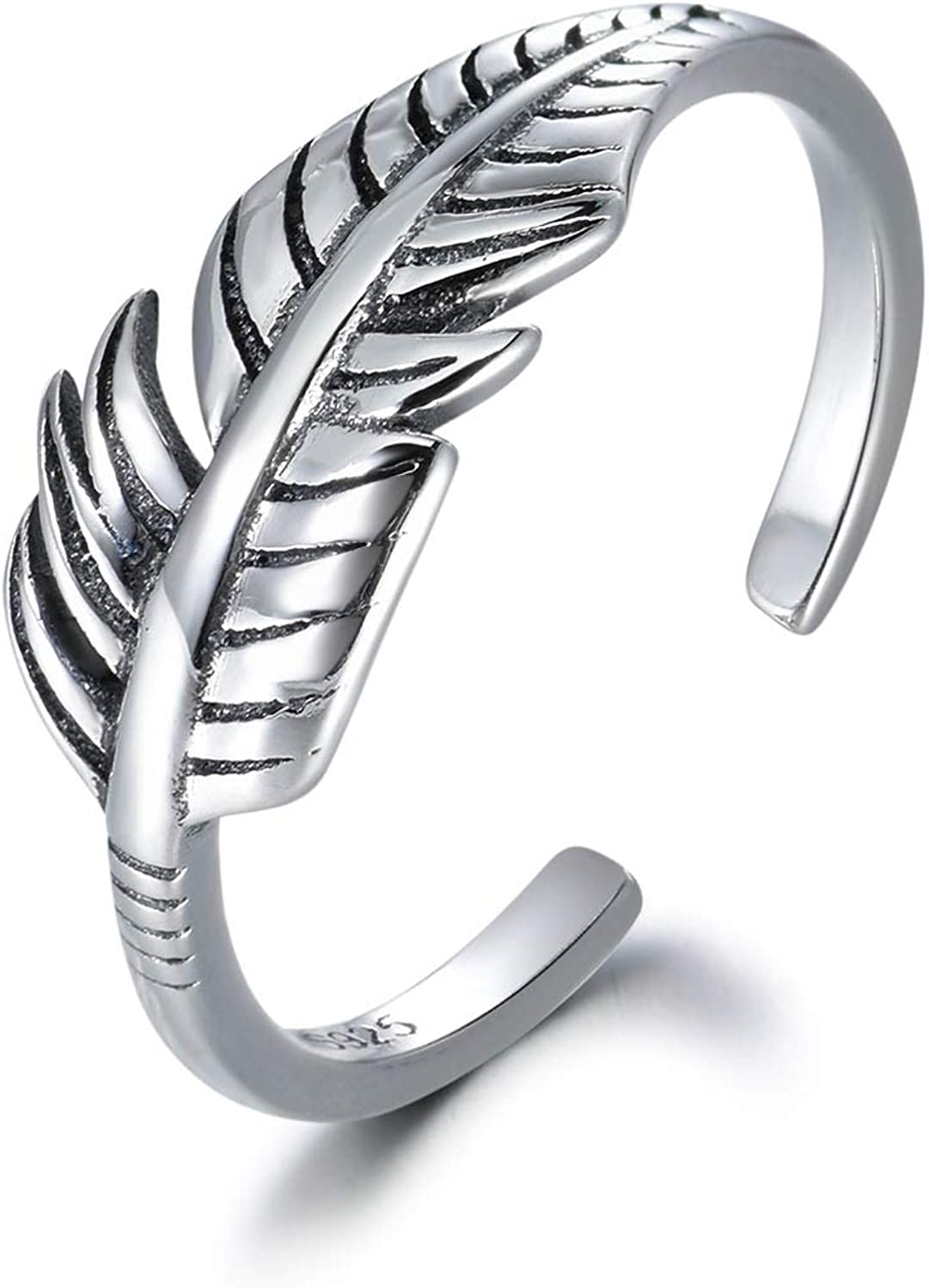 MASOP VOGU Spring new work one after another price Solid 925 Sterling Rings Adjustable Women Silver for
