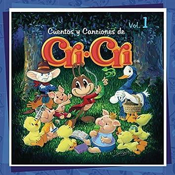 Cuentos y Canciones de Cri-Cri (Vol. 1)