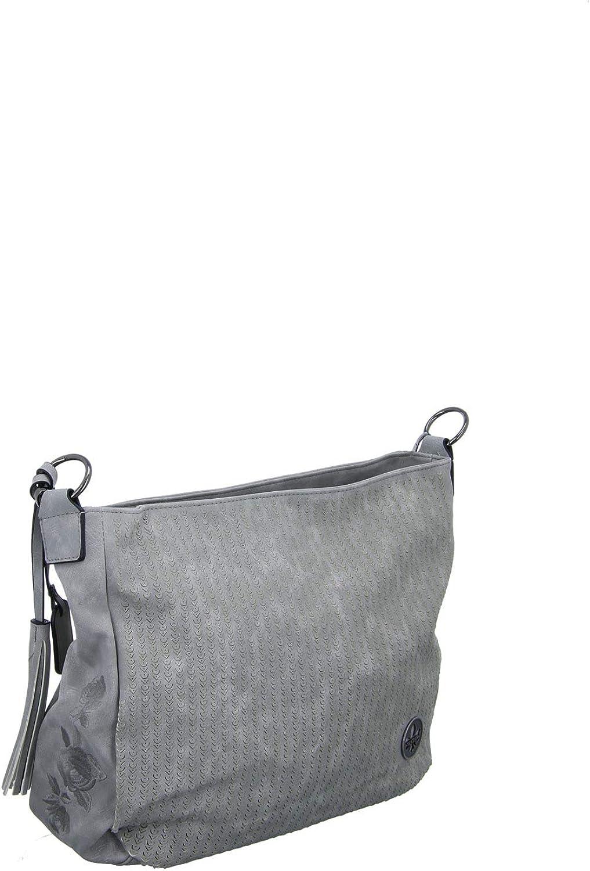 Rieker Ranking TOP20 Women's Eternity Hobo Bag Grey One Size Popular standard