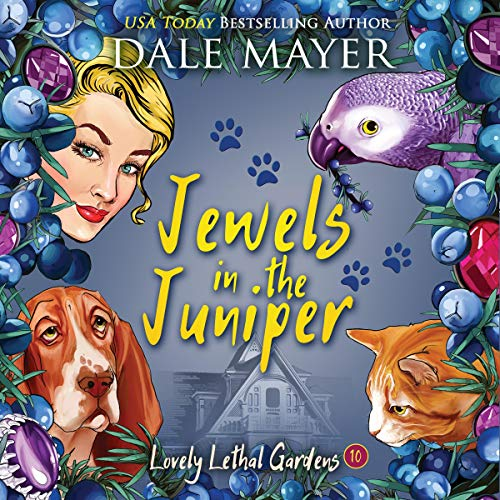 Jewels in the Juniper  By  cover art