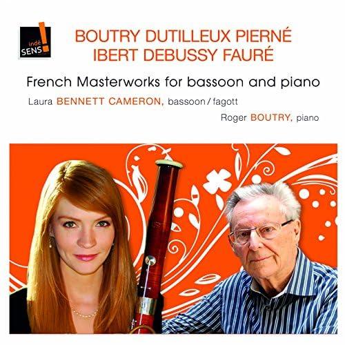 Laura Bennett Cameron & Roger Boutry