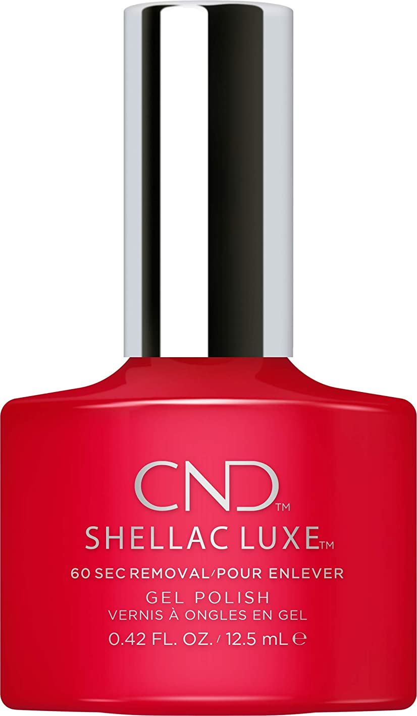 化学薬品検証収縮CND Shellac Luxe - Liberte - 12.5 ml / 0.42 oz