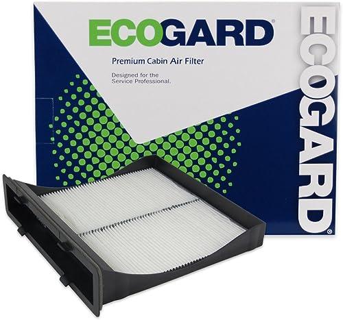 ECOGARD XC36115 Premium Cabin Air Filter Fits Subaru Forester 2009-2018, Impreza 2008-2016, XV Crosstrek 2013-2015, C...