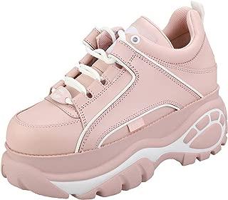 Best buffalo sneakers pink Reviews