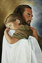 Diamond Painting Jesus Christ by LUHSICE, 35x45cm