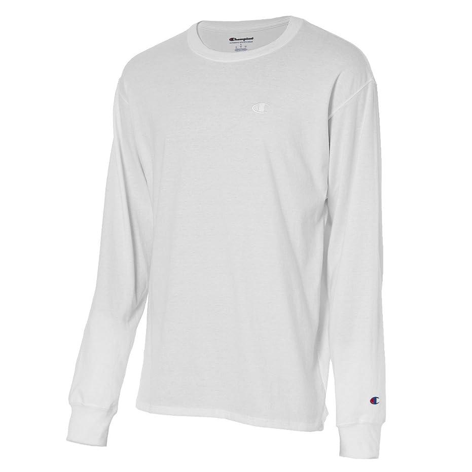 舌頬骨デンマーク語(チャンピオン) Champion メンズ トップス 長袖Tシャツ Classic Jersey LS Tee [並行輸入品]