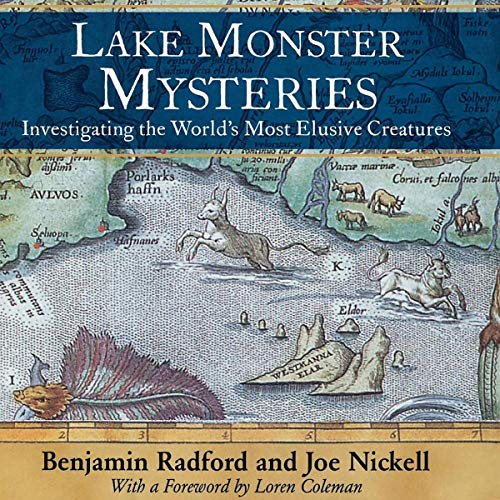 Lake Monster Mysteries  By  cover art