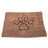 Dog Gone Smart Pet Products Dirty Dog Doormat, Large, Brown (DGS01725)