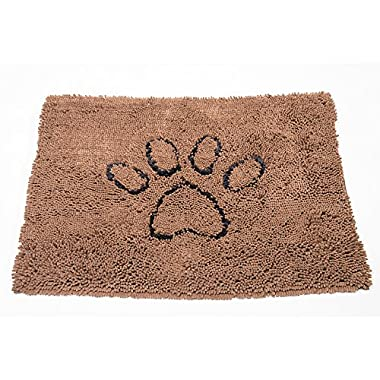 Dog Gone Smart Dirty Dog Doormat, Large, Brown