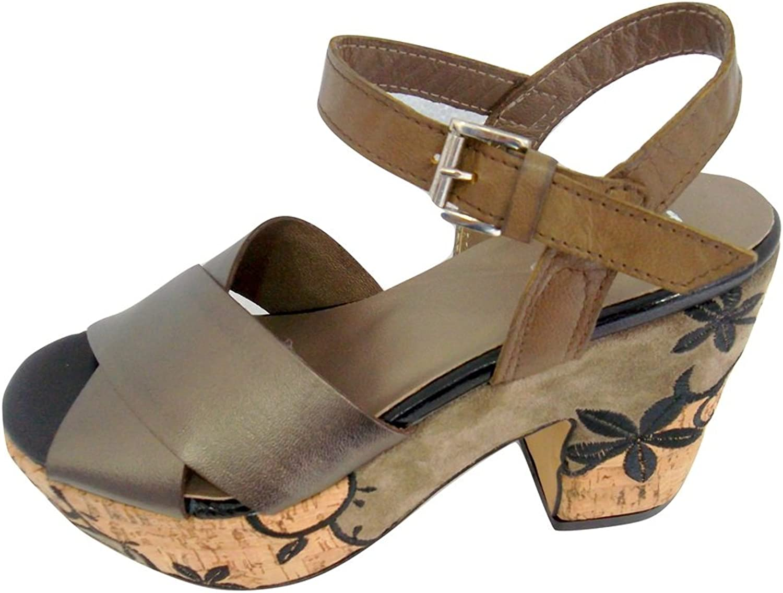 T-PROGETTO Sandalo damen, Damen Sandalen