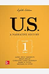 US: A Narrative History Volume 1: To 1877, Loose-leaf Loose Leaf