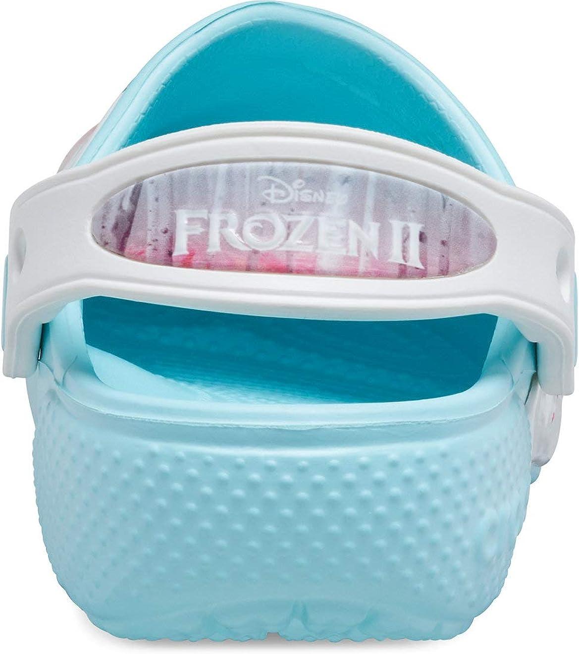 Crocs Fun Lab Disney Frozen 2 Clog Chanclas Tiempo Libre y Sportwear Infantil Unisex Adulto