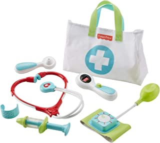 Fisher-Price Medical Kit, Medical Kit [FFP], Multicolor, Model:GHL68