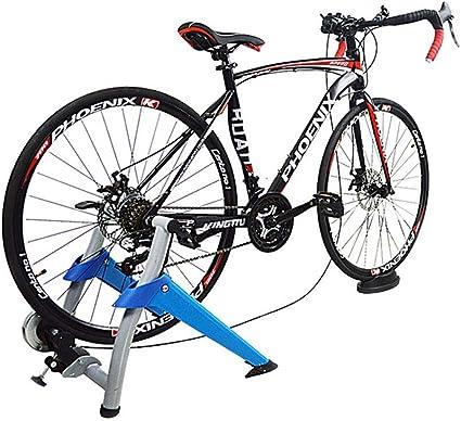 Rodillo Entrenamiento Bicicleta El soporte plegable de ...