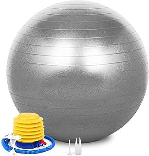 comprar comparacion SIYWINA Fitness Pelota de Ejercicio Pelota de Pilates Embarazadas Anti Explosión Yoga Ball para Equilibrio Fitness Entrena...