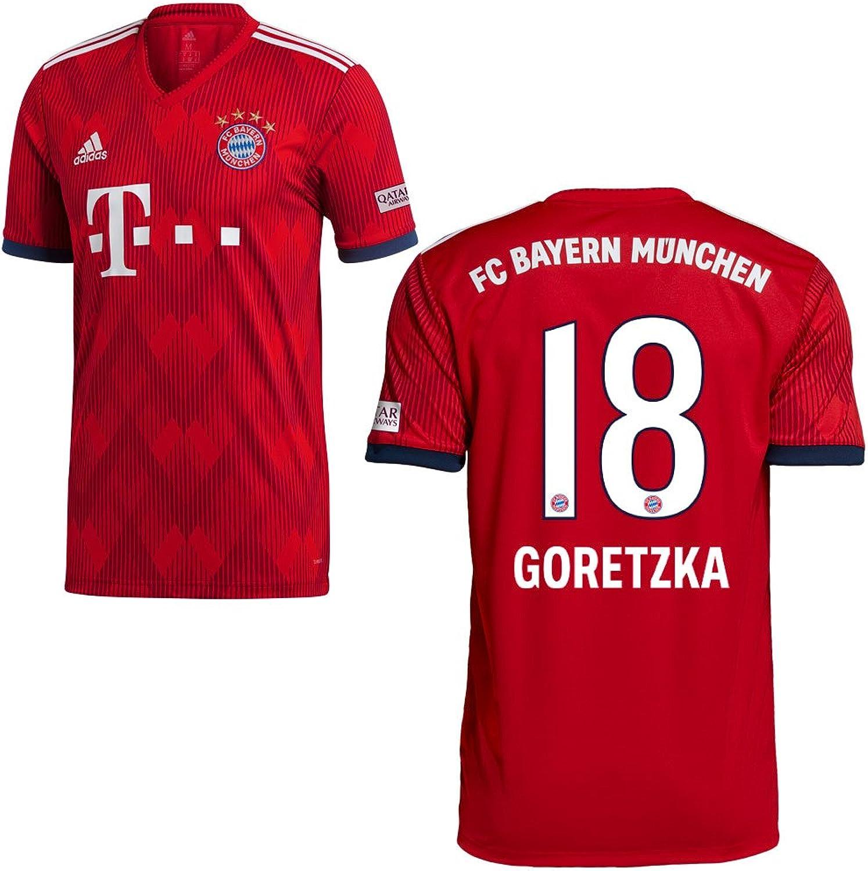 Adidas FCB Heimtrikot 2018 2019 2019 2019 Kinder Gortezka 18 Gr 128 B07GBRYSL4  Bestellung willkommen 6bd1e3
