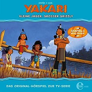 Kleine Jäger, Großer Grizzly. Das Original-Hörspiel zur TV-Serie Titelbild