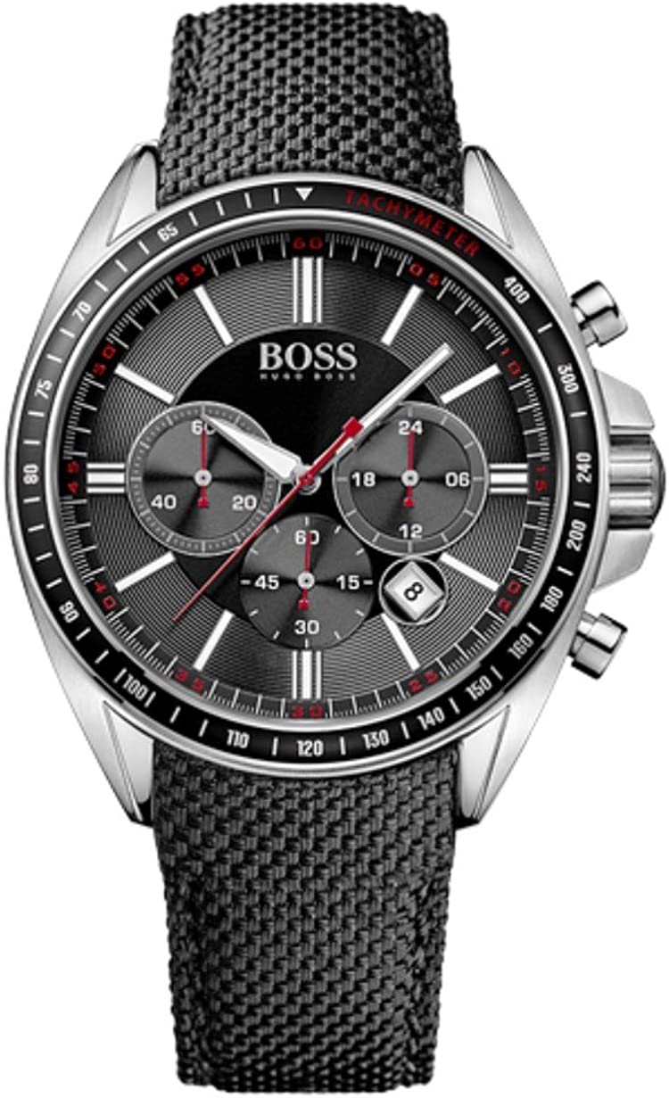 Hugo Boss Reloj de Cuarzo Man 1513087 44 mm
