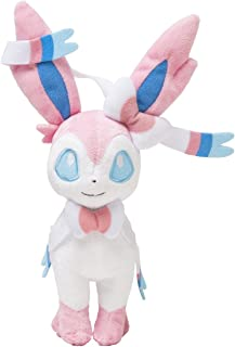 Pokemon Center Original Sylveon (Nymphia) 9 1/4 Inch Plush Doll