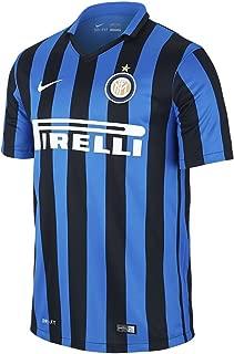 NIKE 2015-2016 Inter Milan Home Football Shirt