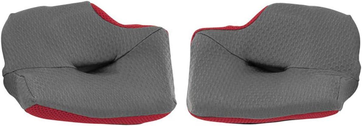 Grey 25mm Arai VX-Pro4 Cheek Pad Off-Road Motorcycle Helmet Accessories