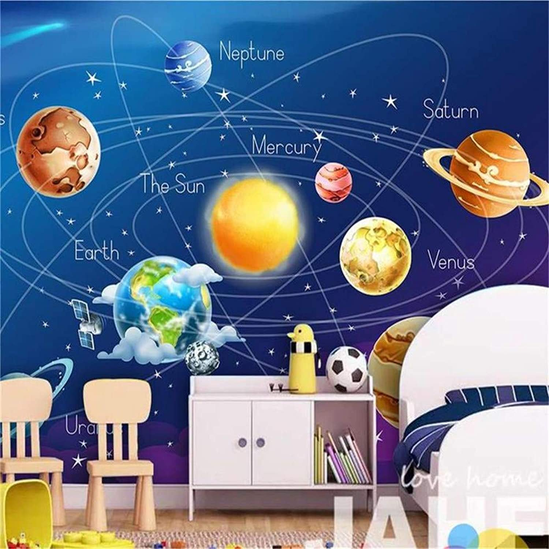 3d tapete fototapete benutzerdefinierte kinderzimmer wandbild blauen ...