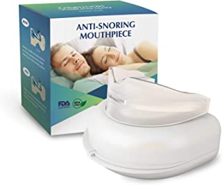 Reejoys Snore Stopper-Sleep Aid Anti- Snoring devices - Stop Snoring Solution