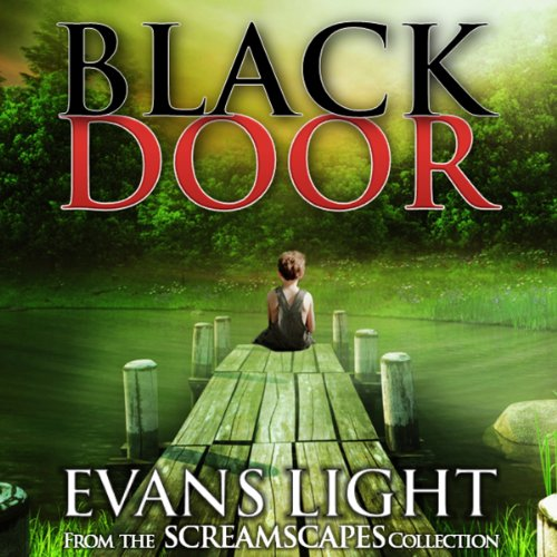 Black Door audiobook cover art