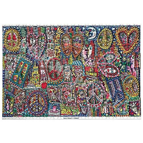Jqchw Pintura Abstracta Del Color Puzzle 1000 Piezas De Madera Rompecabezas Mini Difícil Puzzle Bricolaje For Adultos Creativo Puzzle Juegos Juguetes Juguetes De La Descompresión De Inteligencia Colec