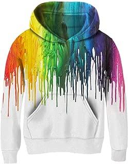 Best rainbow hoodie kids Reviews
