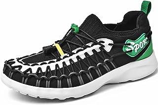 Herenmode Sneakers, Ademende Antislip Wandelschoenen In De Zomer, Sneldrogende Amfibische Waadschoenen Voor Buiten (Color...