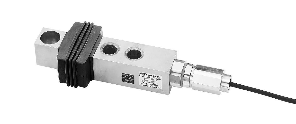 マッサージ知的包帯A&D ステンレス耐圧防爆型ビーム型ロードセル LCM17T002E