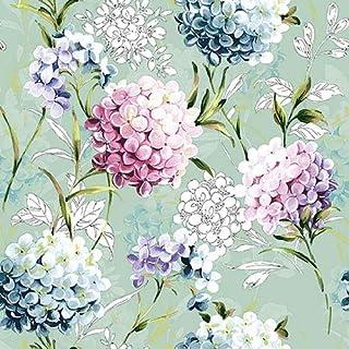 fiori tecnica di decoupage 33 x 33 cm fai da te 20 tovaglioli con rose inglesi vintage