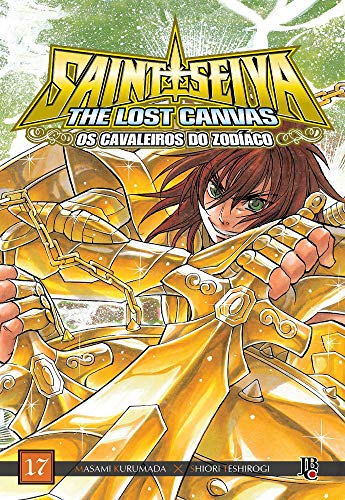 Cavaleiros do Zodíaco - Lost Canvas Especial - Vol.17