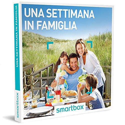 SMARTBOX - Cofanetto regalo famiglia - idee regalo originale - 7...