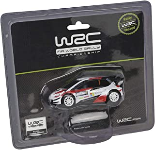 WRC - Accesorios slot, Toyota Yaris Blister, multicolor (Fábrica de Juguetes 91202) , color/modelo surtido