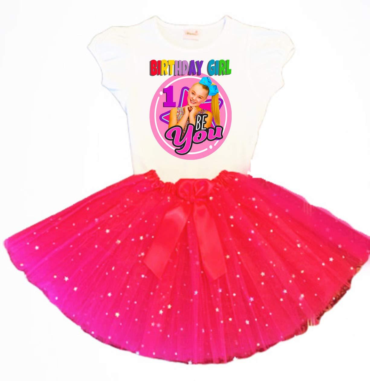 JoJo Birthday Tutu Ranking Luxury goods TOP2 1st Party Outfit Dress Fuchsia