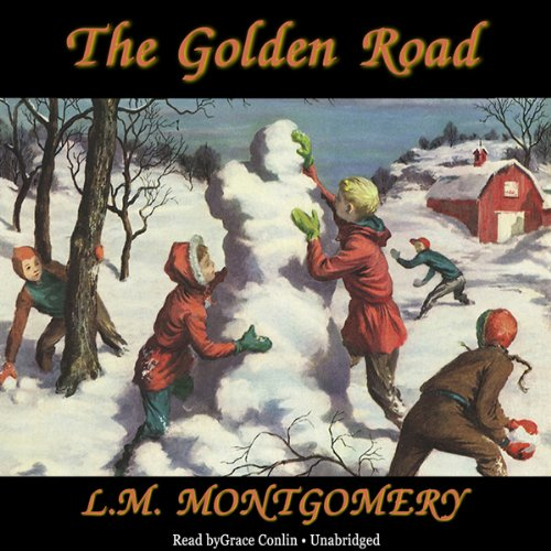 The Golden Road copertina