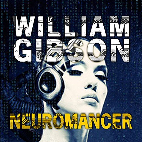 Neuromancer audiobook cover art