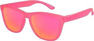 X-CRUZE® Gafas de sol Nerd polarizadas estilo Retro Vintage