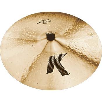 """Zildjian 20"""" K Custom Dark Ride"""