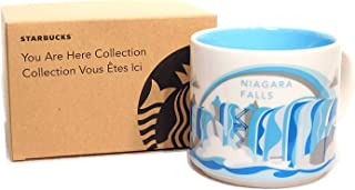 Starbucks, You Are Here Collection Mug - Niagara Falls, 14 Fl Oz (011023968)