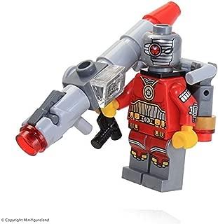 LEGO Super Heroes: Batman MiniFigure - Deadshot (w/ Rocket Launcher) 76053
