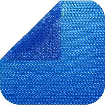 International Pool Protection Cubierta isotérmica/Manta térmica de 3x6 Metros de 350 micras económica