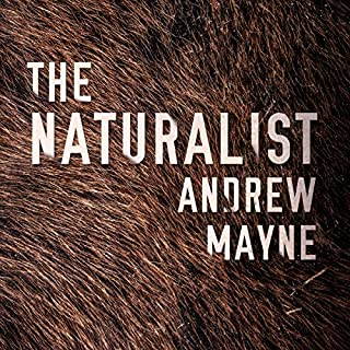 The Naturalist audiobook cover art