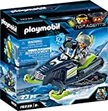 PLAYMOBIL TOP AGENTS  70235 Arctic Rebels Eisscooter, ab 6 Jahren