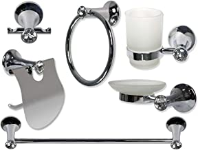 Accessori Bagno Con Swarovski.Amazon It Swarovski Accessori Per Il Bagno Bagno Casa