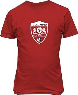 FC Olimpia balti Moldova soccer shirt Football